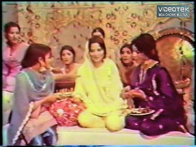 Banno Teri Mehndi Rachanay Koi - Palki - Original DvD Noor Jehan in 70s Vol. 1