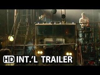 Transformers: Age of Extinction International Teaser Trailer (2014) HD