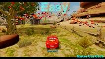 Disney Infinity Lightning McQueen Farm Race Gold Hard (PS3,Xbox 360,Wii,Wii U,3DS)