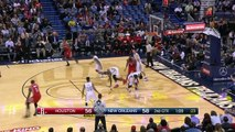 NBA Recap Houston Rockets vs New Orleans Pelicans | January 25, 2016 | Highlights