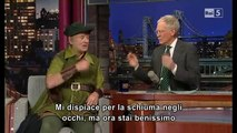 Bill Murray al David Letterman 31 01 2014 (sub ita) Part 2