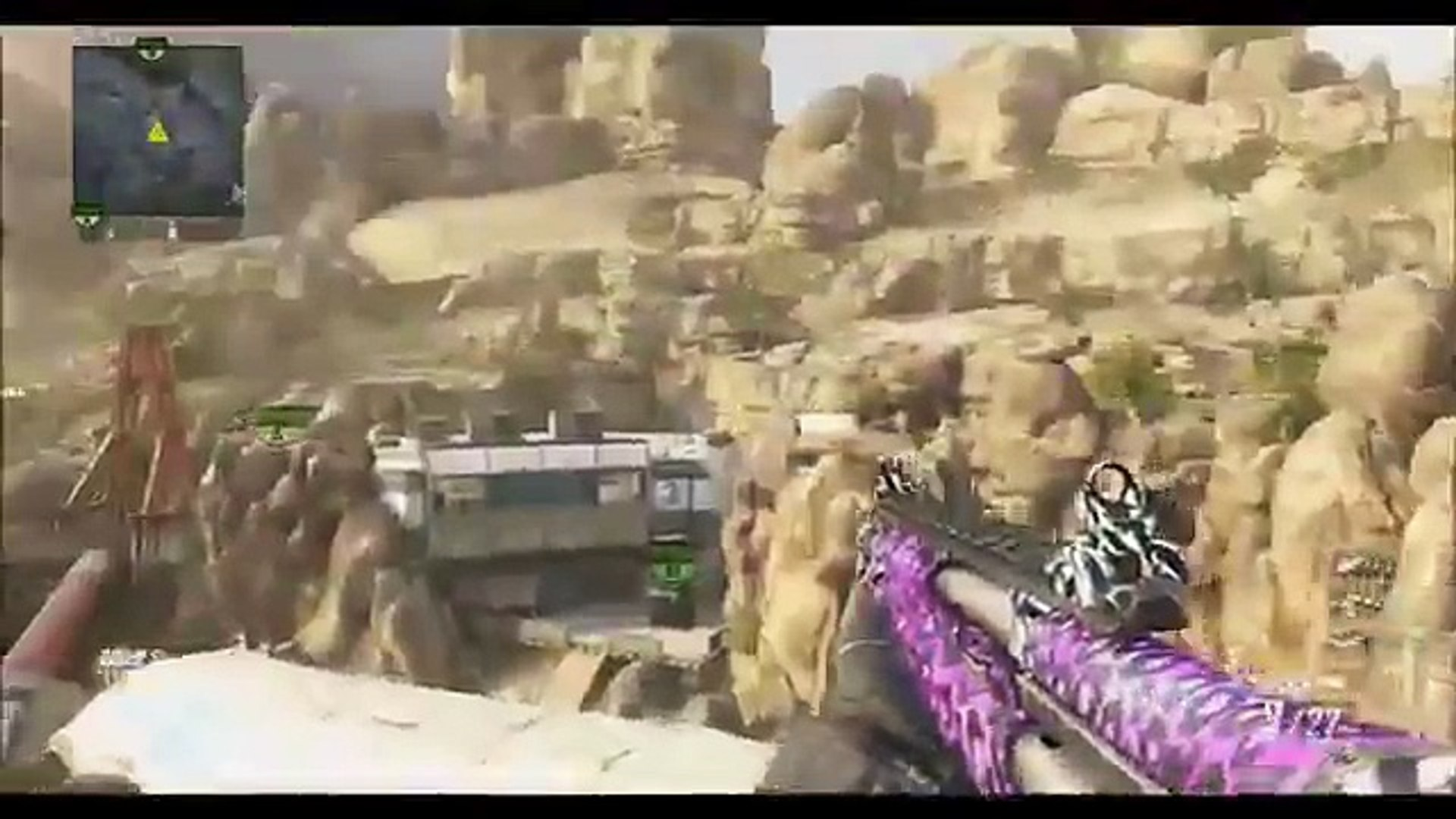 420 Trickshot Montage   BEST COD Trick Shots & Killcams   Black Ops 2 (FULL HD)