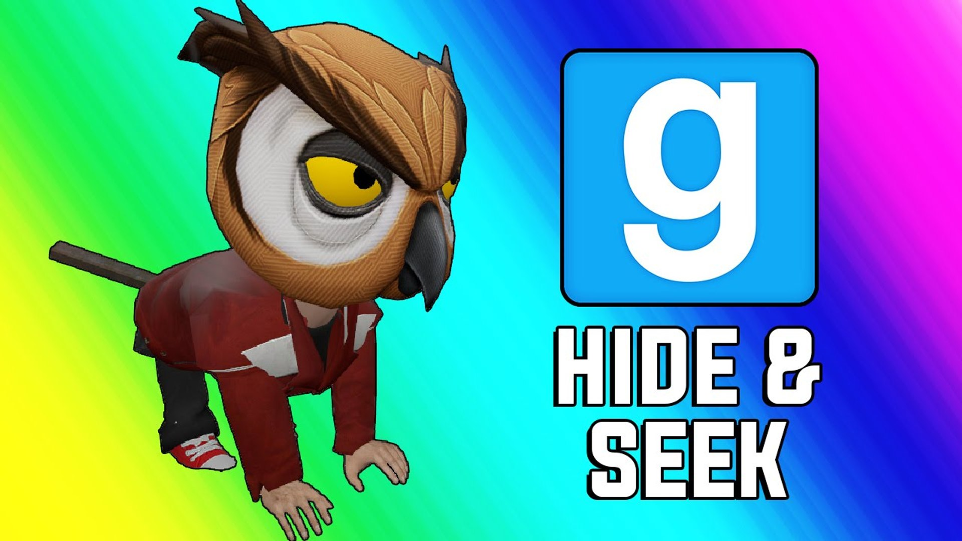VanossGaming Gmod Hide and Seek - Dog Edition! (Garry\'s Mod Funny Moments)  Vanoss Gaming