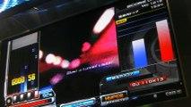 (AC)beatmania IIDX 13 DistorteD 段位認定SP八段