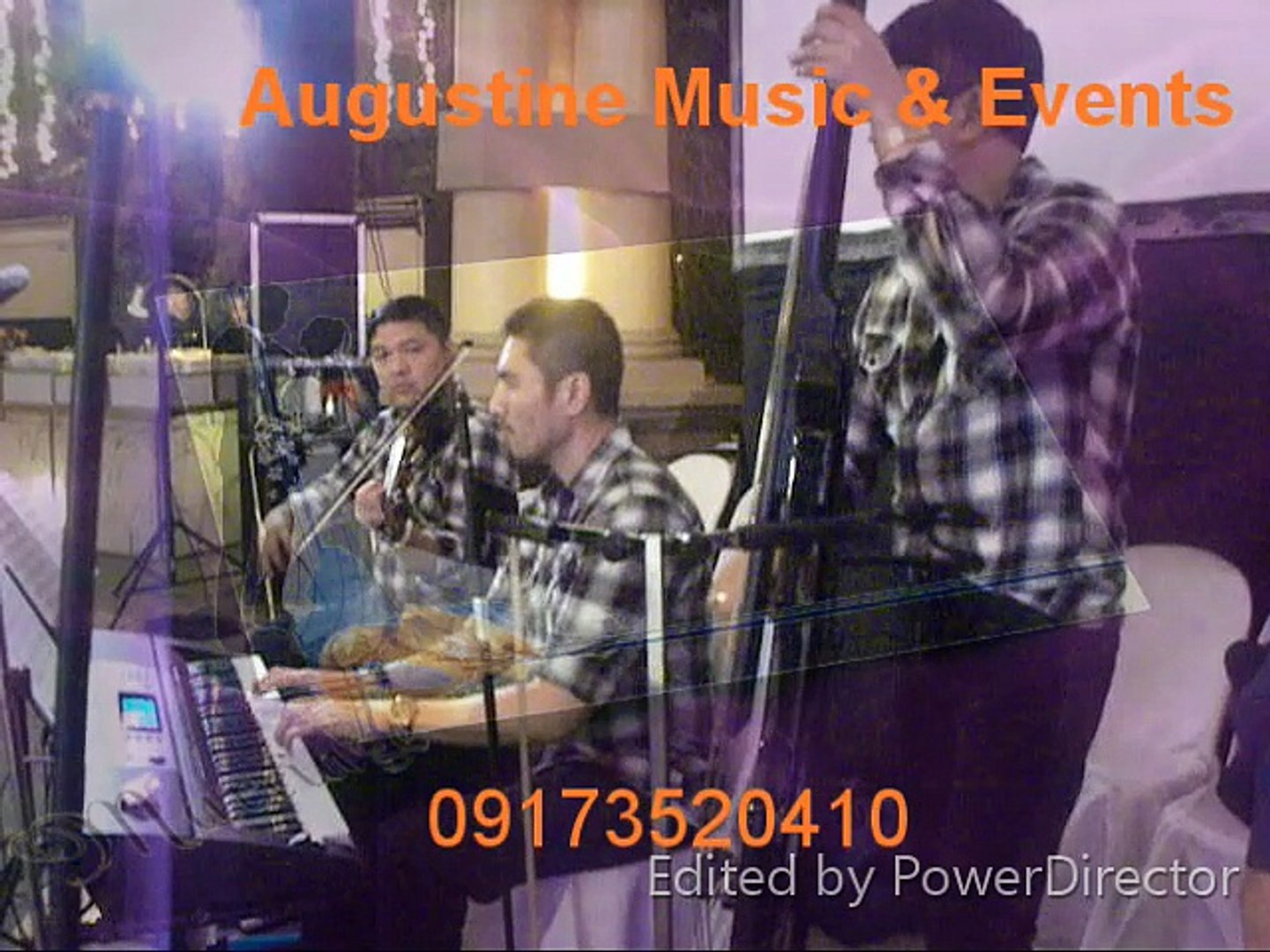 MUSICIANS FOR WEDDINGS MANILA    A MUSIC AND EVENTS