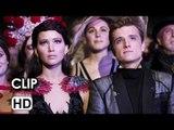 Hunger Games - La ragazza di fuoco Clip Italiana 'Diamo il via' (2013) - Jennifer Lawrence Movie HD
