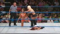 Gail Kim vs Angelina Love vs Madison Rayne vs Brittany   TNA