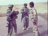 American Soldiers VS Iraqi soldiers