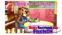 Eating & Drinking (French Lesson 19) CLIP - Enfants Français, Bébé French, Easy French Course