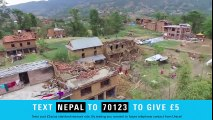 Nepal earthquake | amazing drone footage after earthquake Full HD  Disastrous Earthquakes