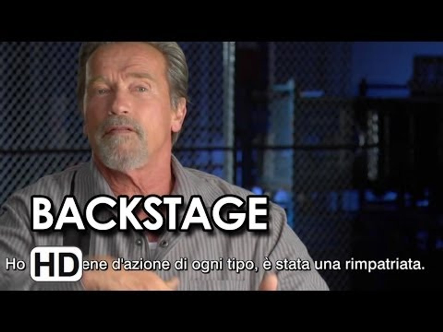 Escape Plan - Fuga dall'inferno Backstage (2013) - Video Dailymotion