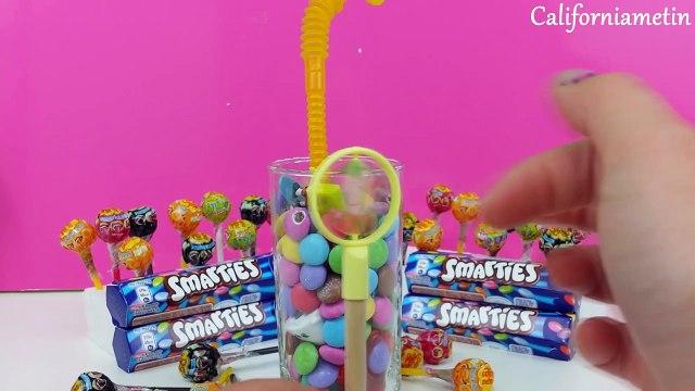 Milkshake Surprise Smarties Chupa Chups SpongeBob Shopkins Barbapapa Cars Minnie Mouse Peppa Pig