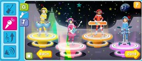 The Fresh Beat Band! Hip Hop & Pop Concert Maker! Fun Gameplay for kids!