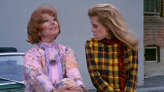 Bewitched S5 E26 - Samantha Twitches For UNICEF