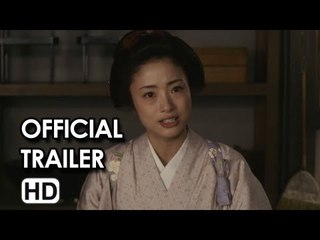 A Tale of a Samurai Cooking - A True Love Story (武士の献立) Official Trailer (2013)