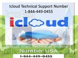 1-844-449-0455 Icloud Tech Support Phone Number-Contact Number-Customer Service-Help Number