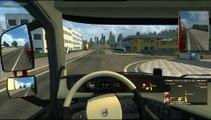 Euro Trucks Simulator 2 - #41 Volvo FH sleeper, Nitrogen, Frankfurt - Leipzig