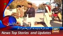 ARY News Headlines 1 January 2016, 10am