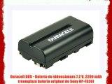 Duracell DR5 - Bater?a de videoc?mara 7.2 V 2200 mAh (reemplaza bater?a original de Sony NP-F330)