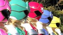 Power Rangers Super Megaforce: Legendary Red Ranger Mode: Rangers vs Octoroo