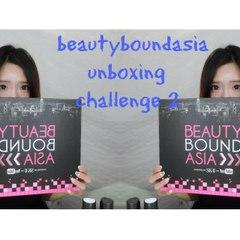 ♥ jcchung #unboxing challenge 2 #beautyboundasia♥