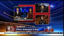 Philadelphia Cop Shot ambushed | Jesse Hartnett Philadelphia police officer ambushed shot
