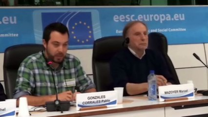 Land grabbing in Europe-16 november 2015-World Forum on Access to Land-1st session-S. Kay, P. Gonzales, M. Mazoyer (2/34)