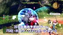 Sword Art Online- Hollow Realization Gameplay batallas