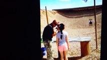 9 YEAR OLD SHOOTING UZI GUN RECOIL SHOOTS INSTRUCTOR ACCIDENTALLY KILLED ARIZONA 720p HD 8