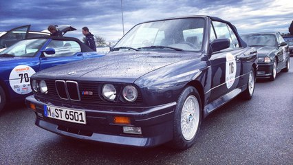 Creme21 2015: The biggest Youngtimer Event in Europe | ATMO | No Voice
