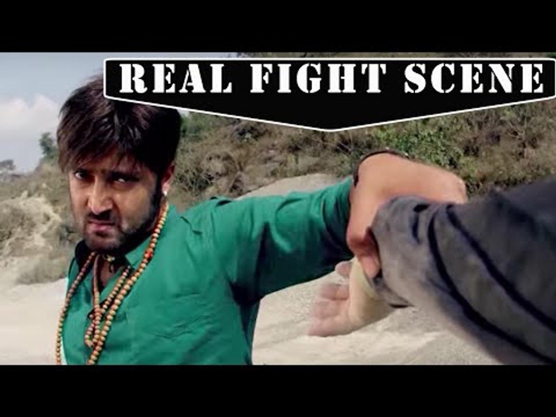 Real Fight Scene Part 2 Of Aryan Sigdel | Nepali Movie NAIKE | Aryan Sigdel, Surbina Karki