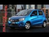 Suzuki Celerio Test Drive | Alfonso Rizzo e Marco Fasoli prova | Esclusiva Ruote in Pista
