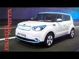 Kia Soul ECO-electric Test Drive | Alfonso Rizzo e Marco Fasoli prova | Esclusiva Ruote in Pista