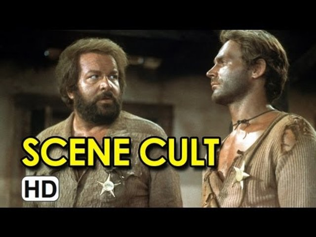 Lo chiamavano Trinità (1970) Scene Cult - Rubagalline