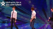 Only Boys Aloud - The Welsh choir\'s Britain\'s Got Talent 2012 audition - International version