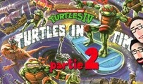 Voxel retro# TEENAGE MUTANT HERO TURTLES: turtles in time 2/2