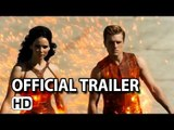 The Hunger Games: Catching Fire International Trailer (HD) Jennifer Lawrence