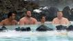 Raphaël de Casabianca teste les sources d'eau chaude en Islande