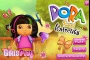 Dora lExploratrice Dora the Explorer Dora hairstyle and makeover Dora exploradora en espanol