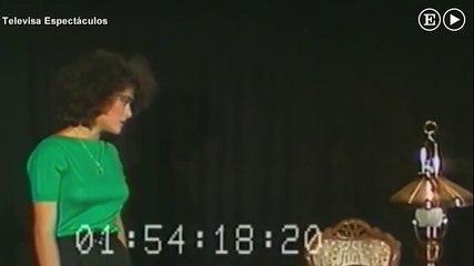 Así fue primer casting de Salma Hayek, tenía 20 años