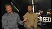 """Stallone vuelve con """"Creed"""" a su papel de Rocky Balboa"""