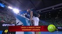 Day 11 AO Legendary moments | Australian Open 2016 (720p Full HD)