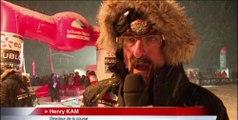 8 MONT BLANC-La Grande Odyssée Savoie Mont Blanc compose avec la météo - 15/01/2016