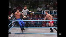 AJ Styles & Air Paris vs. Jamie Noble & Evan Karagias: WCW Thunder, Feb. 14, 2001