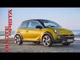 Ruote in Pista n. 2254 - Le News Autolink - Opel Adam Rocks