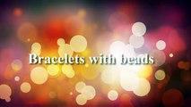 How to make Beads Bracelets/ Charm Bracelets/ Beads/ beading/ Beading pattrens/ beaded bracelates/ jewellery making