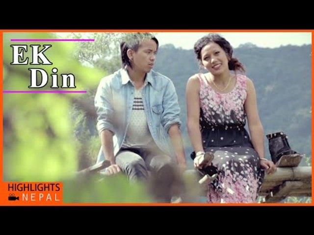 Ek Din Latest Nepali Pop Song Prem Gurung Real Sound Video Dailymotion