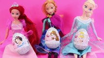 Disney Princess surprise eggs toy Peppa Pig George barbie - Pig George e Peppa Pig Play Doh Suprise Toys Play Game With Peppa Pig Cartoon videos Dora - Barbie - Tom And jerry And More Kinder Surprise Eggs - videos juguetes Princesas Disney huevos sorpresa