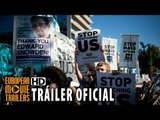 CITIZENFOUR Tráiler Oficial Español (2015) - Edward Snowden Documental HD