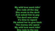 Doors – My Wild Love Lyrics